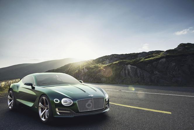 Bentley EXP 10 Speed 6 : concept préfigurant le futur