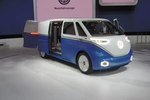 Salon IAA 2018 de Hanovre: le présent et le futur des véhicules utilitaires