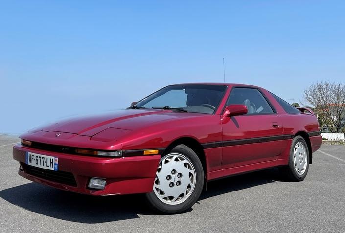 Toyota Supra Mk III (1986-1992): une belle GT à redécouvrir, dès 8000€