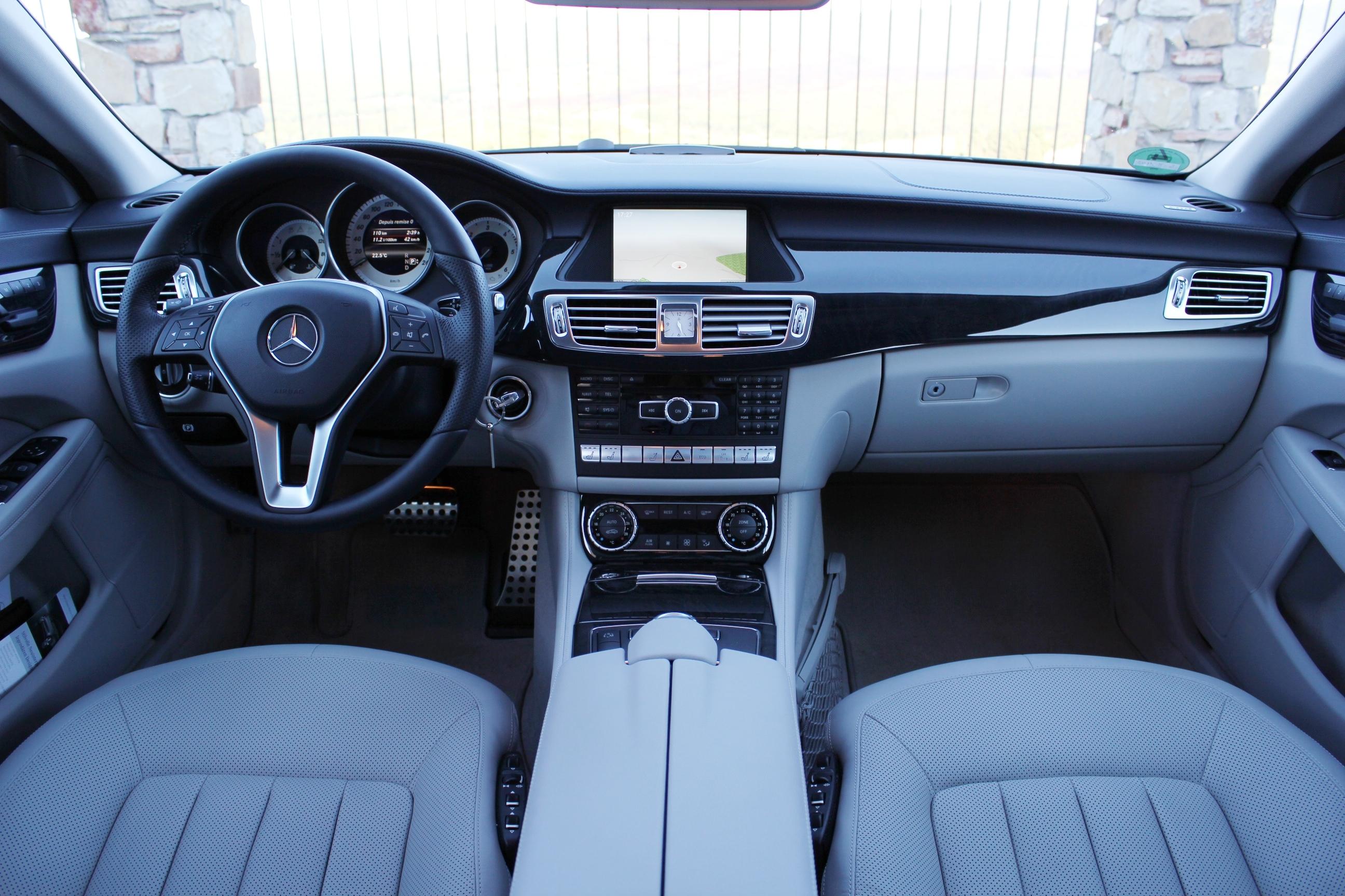 Essai Vid 233 O Mercedes Cls Shooting Brake D 233 M 233 Nageur De Luxe
