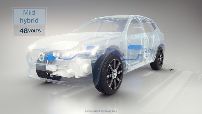 Entre 2019 et 2021, Volvo/Polestar lancera 5 modèles électriques. Le reste de la gamme adoptera l'hybridation, de sorte qu'on ne trouvera plus de Volvo à motorisation 100% thermique.