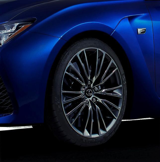 Detroit 2014 : future Lexus F, deuxième