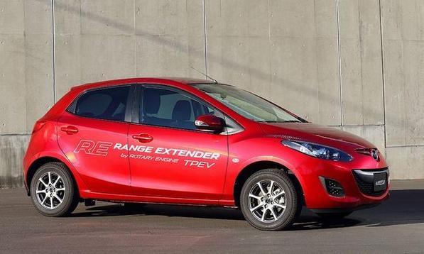 Mazda dévoile un nouveau moteur rotatif ...