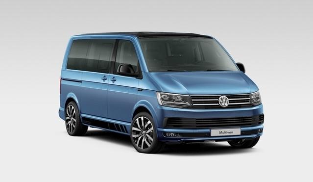 Volkswagen Multivan et California: série spéciale Edition 30