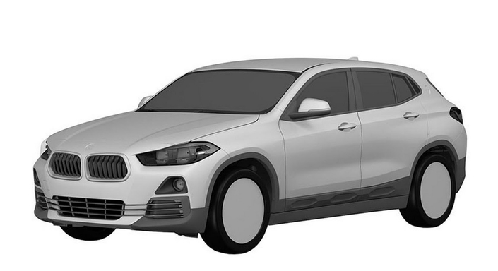 Scoop : voici le BMW X2 de série