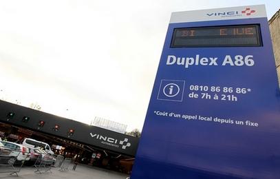 "Duplex de l'A86 : 40 millions d'automobilistes dénonce les 12 radars ""traquenards"""