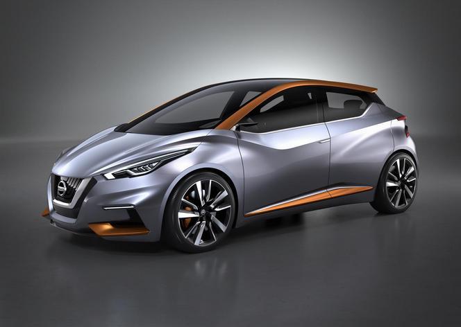 Nissan Sway Concept : premières images