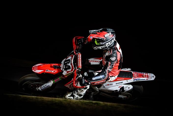 Championnat de France de Supermotard 2017: Magny-Cours by night