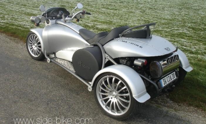 Le Celtik de Side-Bike enfin commercialisé