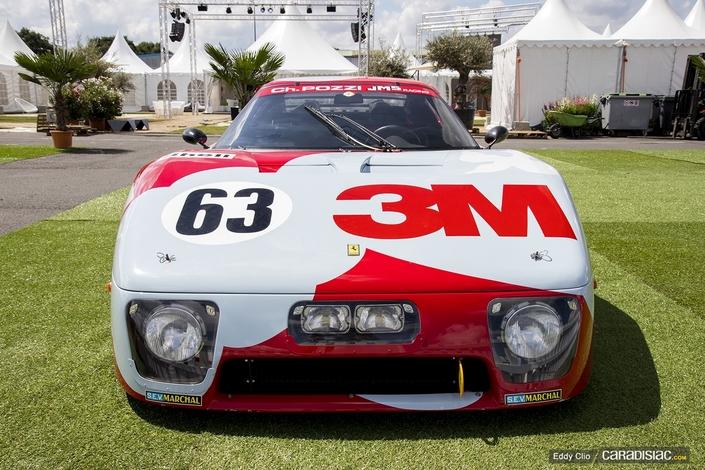 Ferrari BB512 LM