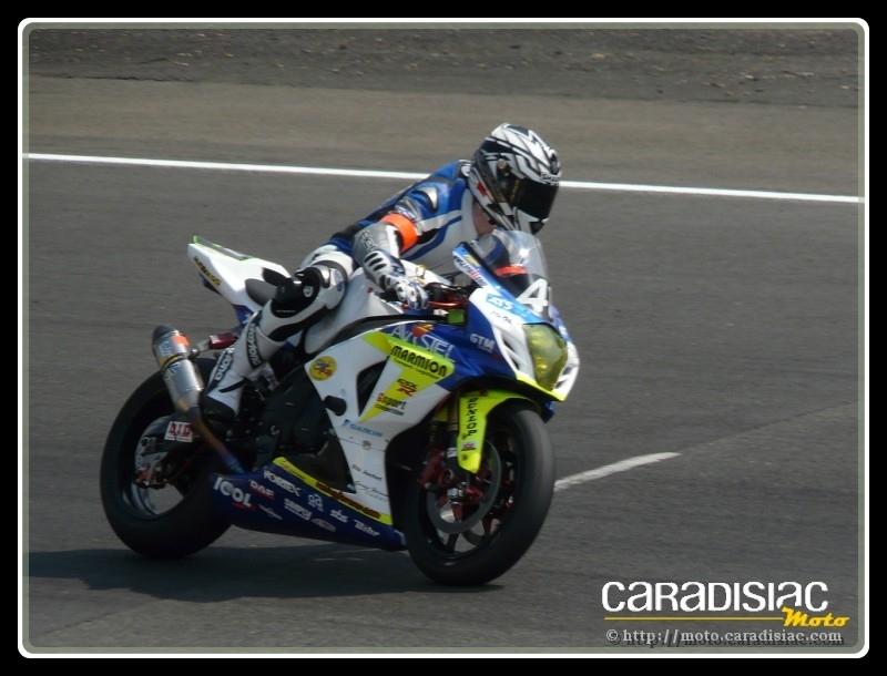24 H du Mans en direct - D1 : le SERT en tête de la séance libre