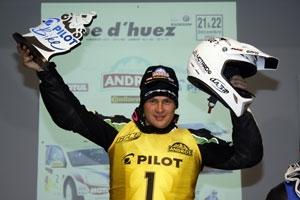 Trophée Andros à l'Alpe d'Huez