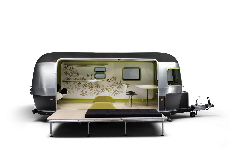 camping branchouille en mini clubman et caravane airstream. Black Bedroom Furniture Sets. Home Design Ideas