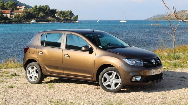 Essai - Dacia Sandero restylée : recette améliorée, tarif inchangé