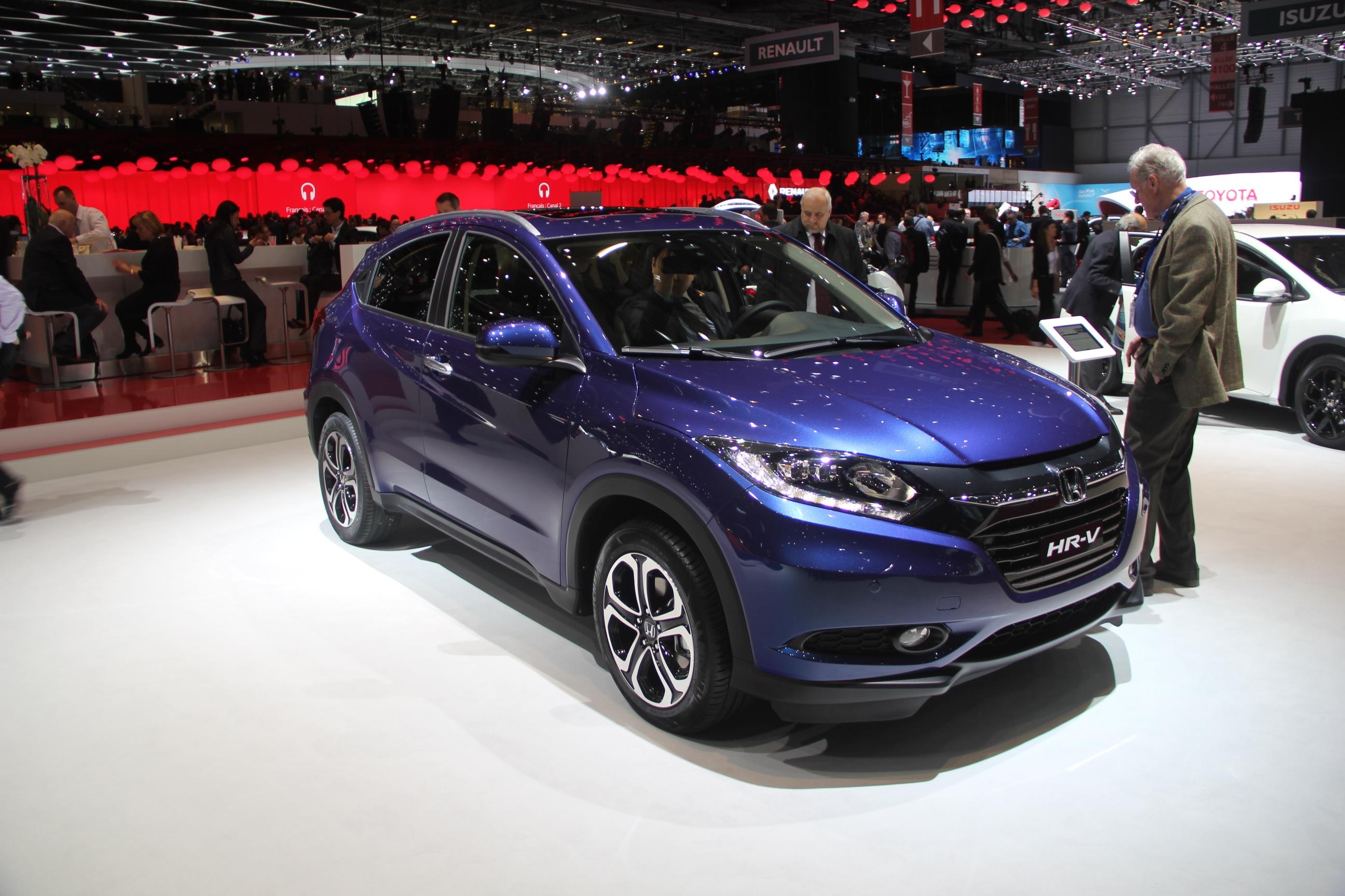 Cx 3 Vs Hrv >> Mazda Cx3 Contre Honda Hrv   Autos Post