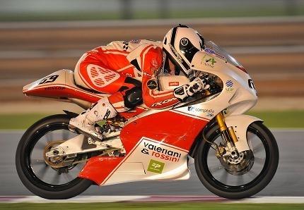 1ère course de la saison pour Louis Rossi au Qatar, avec une boite de vitesse capricieuse