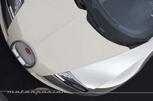 Bugatti Veyron : un Centenaire et encore des séries spéciales