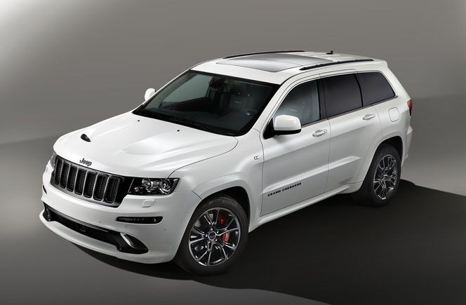 Mondial de Paris 2012 : Jeep Grand Cherokee SRT Limited Edition et Wrangler Moab