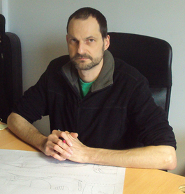 Ralph Schwerdorffer, concepteur-designer.