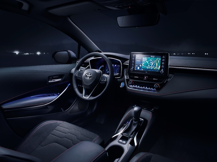 Toyota Corolla : elle va faire mal ! - Vidéo en direct du Mondial de Paris 2018