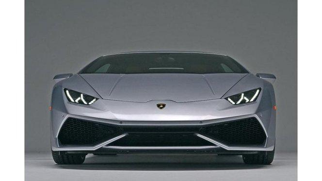 Nouvelle Lamborghini Huracan LP610-4: en photos et en vidéo
