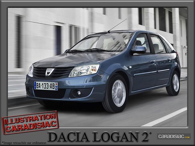 Une nouvelle Logan en 2012 !