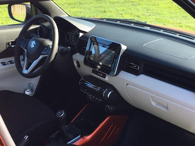 Première vidéo de la Suzuki Ignis : les premières images de l'essai en live et premières impressions de conduite