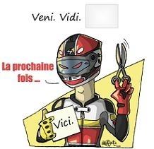 Moto 3 – Jerez : Louis Rossi prend la tête du GP … avant de chuter