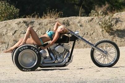 Photo du jour : un Trike pas comme les autres par Exile Cycles