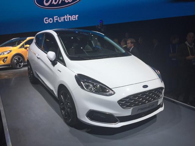 Présentation vidéo - Ford Fiesta 2017: le plein de techno