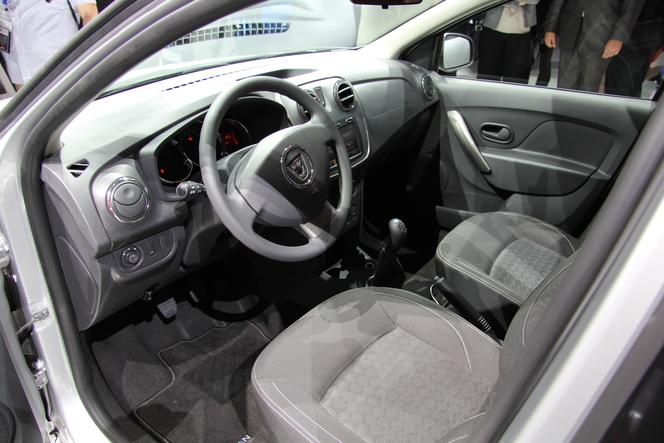 Vidéo en direct du Mondial 2012 - Dacia Sandero 2 : Top model