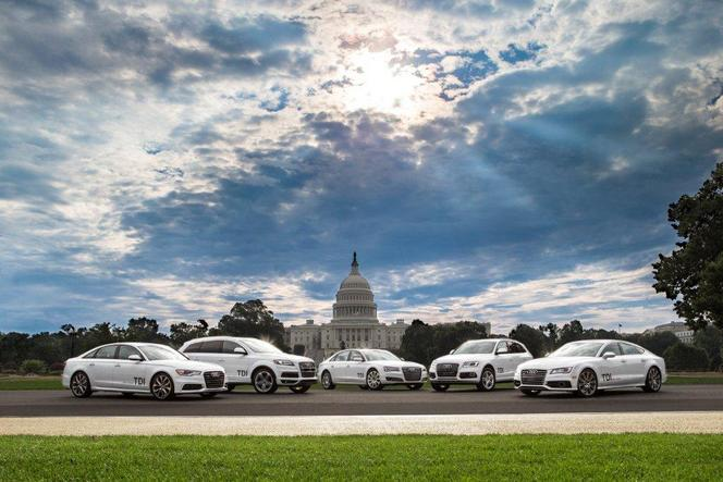 Volkswagen Group a vendu 100 000 TDI aux USA en 2013