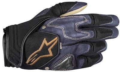 Alpinestars Scheme Kevlar Textile: nouveauté 2011 pour les mains qui ont du style...