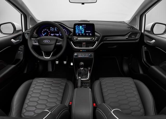 Nouvelle Ford Fiesta: les premières infos et la première vidéo live