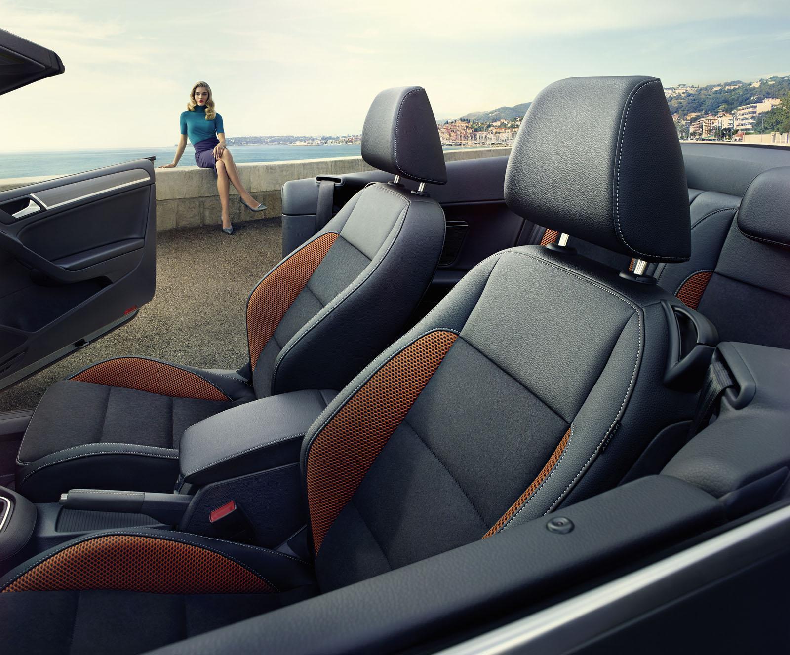 volkswagen lance une s rie sp ciale golf cabriolet karmann. Black Bedroom Furniture Sets. Home Design Ideas