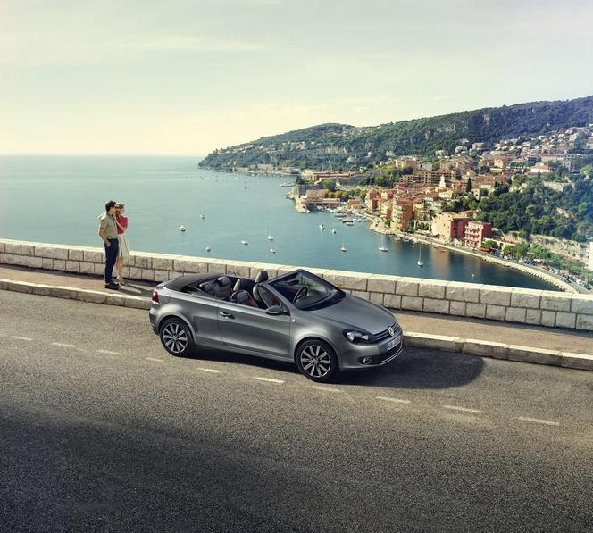 Volkswagen lance une série spéciale Golf Cabriolet Karmann