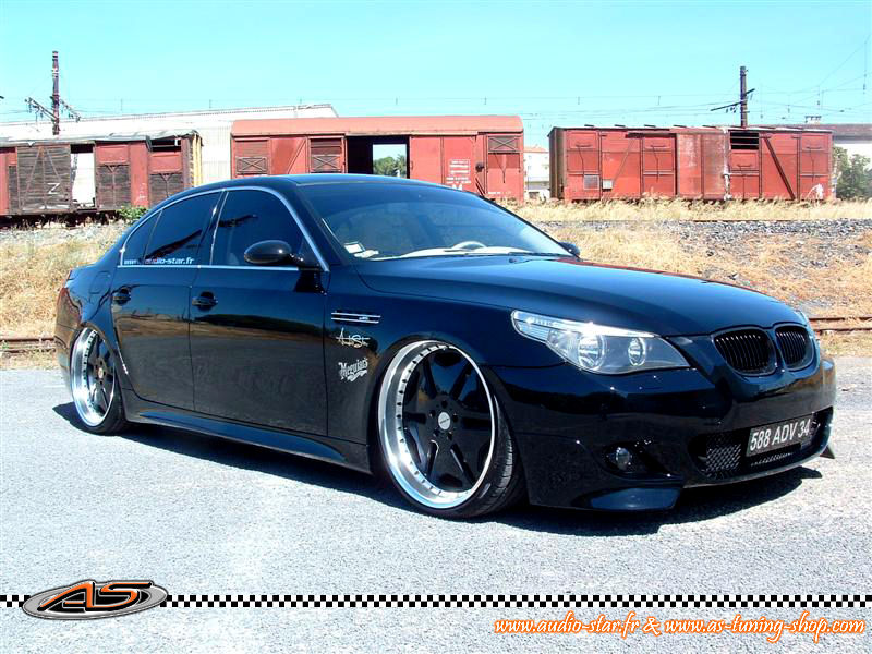Bmw 530d Audio Star   Pos U00e9e