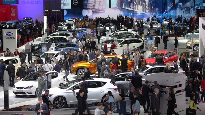 Salon de Genève 2015 - Toutes les nouveautés, toutes les surprises, toutes les vidéos