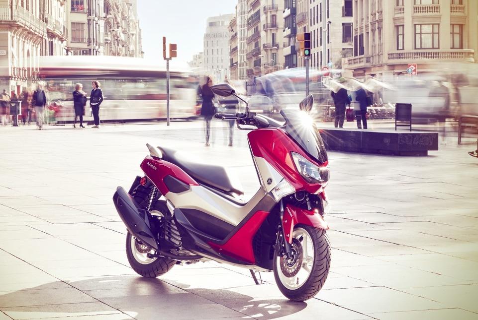 Nouveauté Scooter 2015 : les Yamaha N-max/MBK Ocito 125 disponibles cet été
