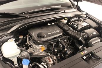 Salon de Francfort 2017- Hyundai i30 Fastback: coupé décalé