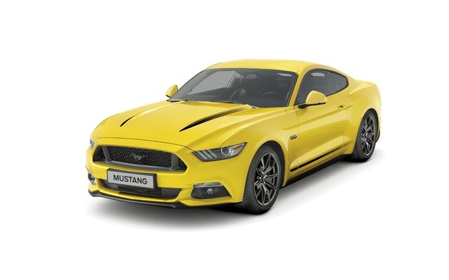 Ford Mustang: deux nouvelles séries spéciales