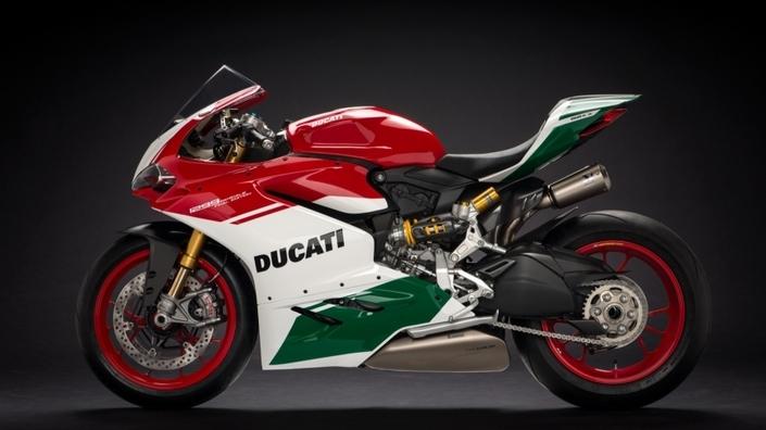 Ducati - 1299 Panigale R Final Edition: le chant du cygne