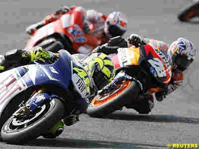 """Moto GP - Rossi: """"Je peux encore le faire !"""""""
