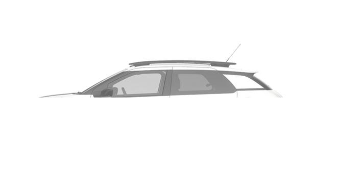Un teaser pour la Citroën C4 Cactus