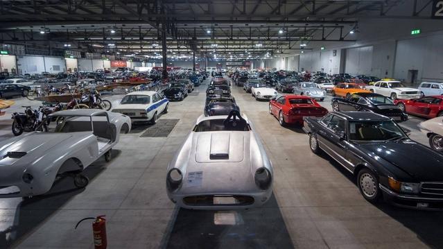 L'Etat italien saisit une collection inédite et la revend pour plus de 50 millions d'euros