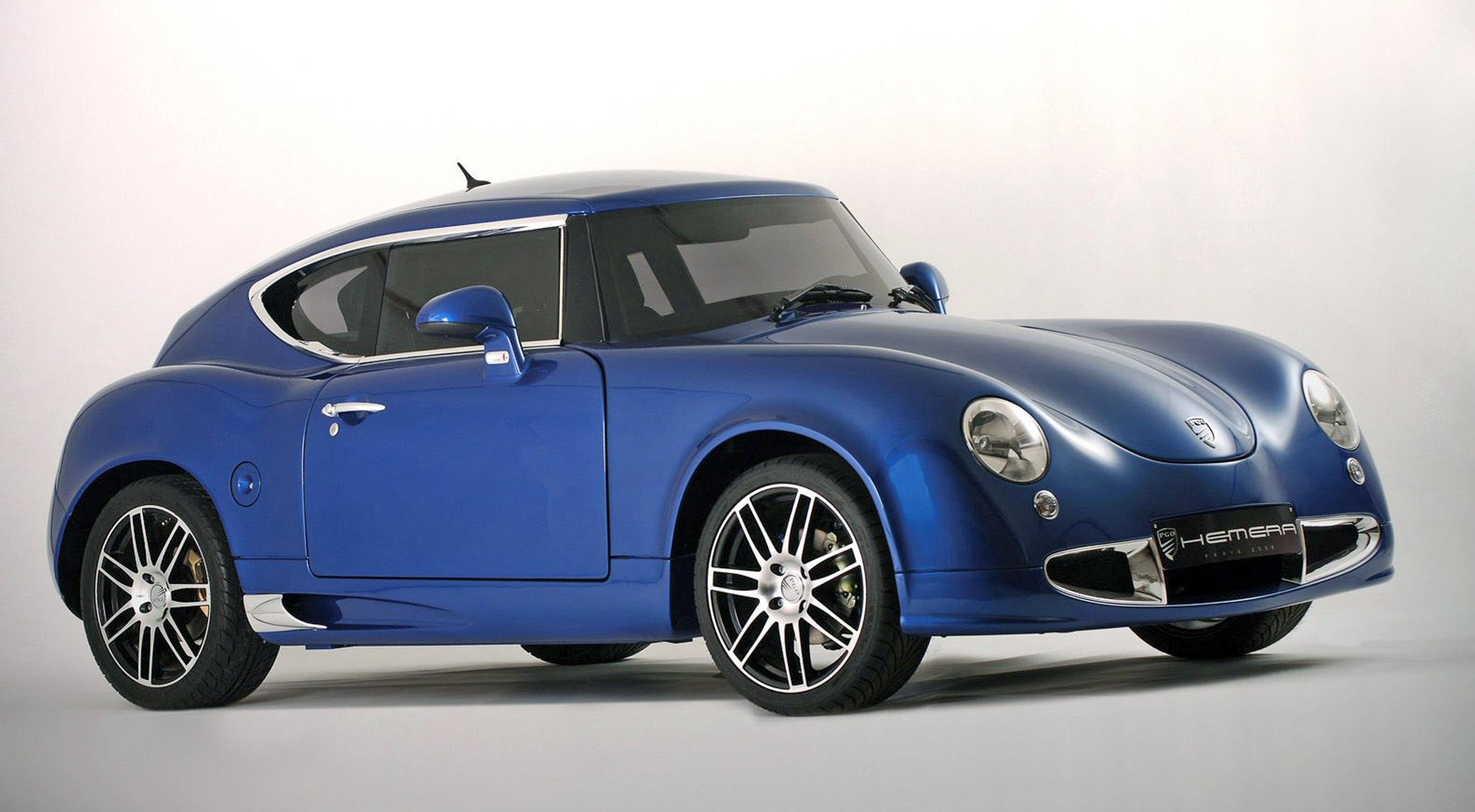 production automobile en france marque par marque pgo. Black Bedroom Furniture Sets. Home Design Ideas
