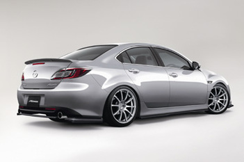 Mazda6 MPS Concept: elle existe !!