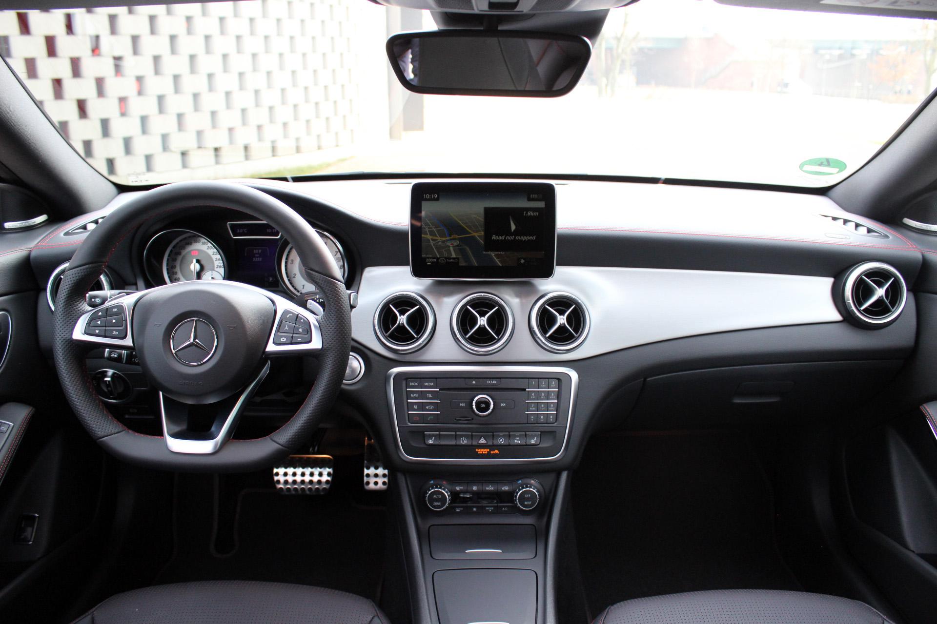 Hauteur Seuil Chargement Mercedes Classe C