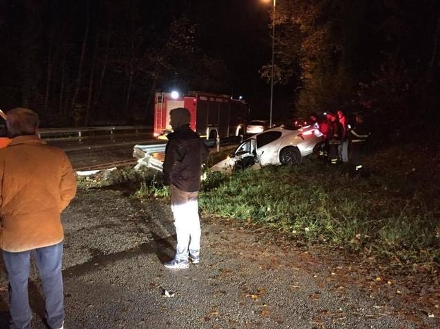 Crash : une Alfa Romeo Giulia Quadrifoglio au tas avant sa livraison