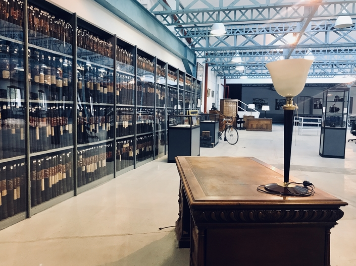 The Archives, Conservation Site of Peugeot's Entire History